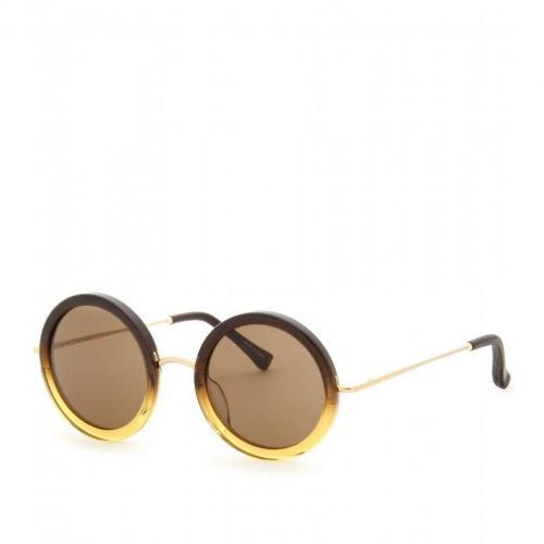 the row sonnenbrille mit runden gl sern. Black Bedroom Furniture Sets. Home Design Ideas