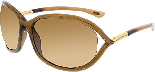Jennifer Tom Ford Sonnenbrille FT0008 braun transparent
