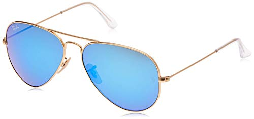 Ray-Ban RB3025 112/17 58 Rayban RB3025 112/17 58 Aviator Sonnenbrille 58, Gold