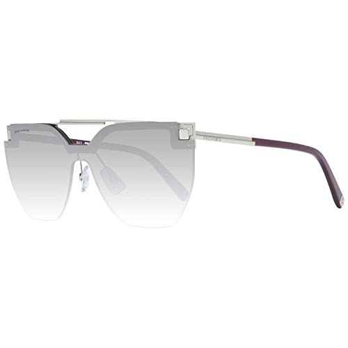 DSquared DQ0275 0016T Dsquared2 Sonnenbrille Dq0275 16T 00 Oval Sonnenbrille 50, Silber