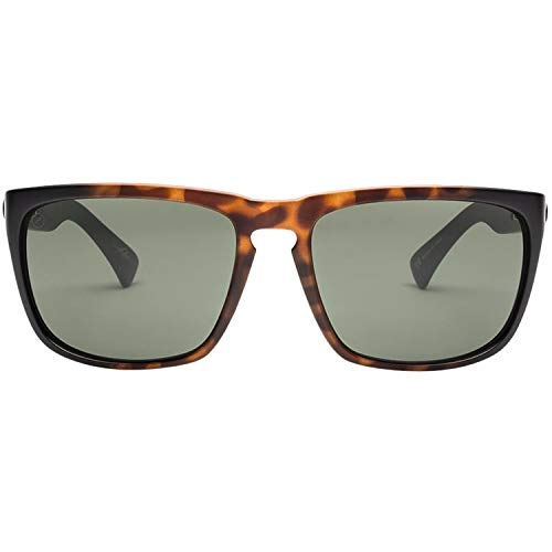 Electric Knoxville Sunglasses One Size Tort Burst ~ Ohm Grey