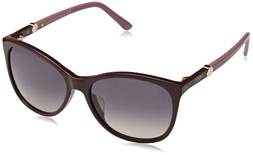 TOD'S TO0175-F TOD'S SONNENBRILLE TO0175-F Schmetterling Sonnenbrille 58, Mehrfarbig