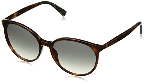 Max Mara Damen MM LIGHT III 44 05L 55 Sonnenbrille, Braun (Havana/Dark Grey Sf)