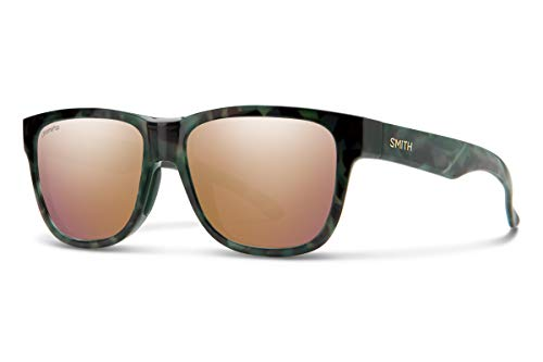 Smith Optics Unisex-Erwachsene Lowdown Slim 2 Sonnenbrille, Mehrfarbig (Havgreen), 51