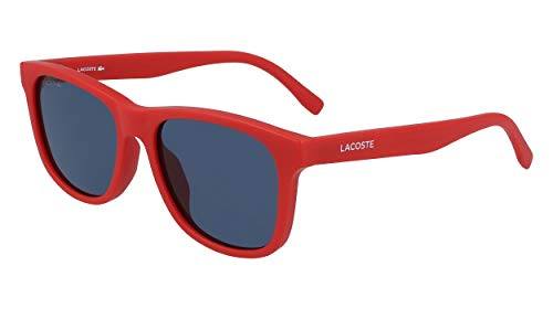 LACOSTE EYEWEAR unisex-child RED Sunglasses, 5116