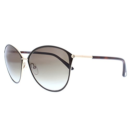 Tom Ford Damen Sonnenbrillen Penelope FT0320, 28F, 59