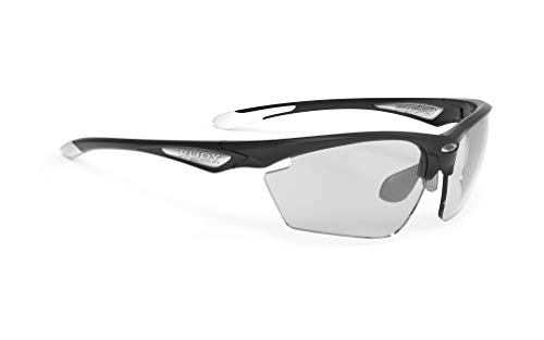 Rudy Project Stratofly Glasses Black Gloss - impactx photochromic 2 Black 2020 Fahrradbrille
