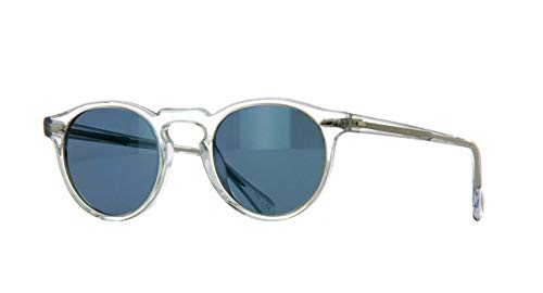 Oliver Peoples Sonnenbrillen Gregory Peck 5217 1101/R8 Crystal Indigo Photochromic
