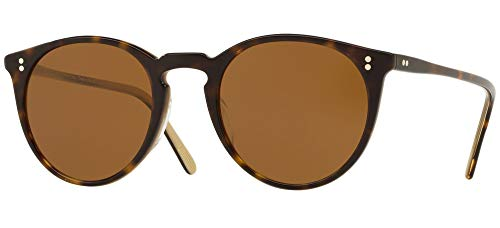 Oliver Peoples Sonnenbrillen O'MALLEY SUN OV 5183S HORN/BROWN 48/22/145 Herren