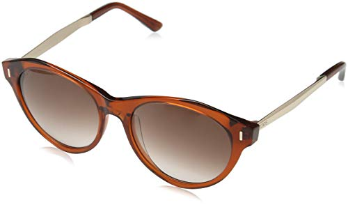 TOD'S TO0168 TOD'S SONNENBRILLE TO0168 Cateye Sonnenbrille 54, Mehrfarbig