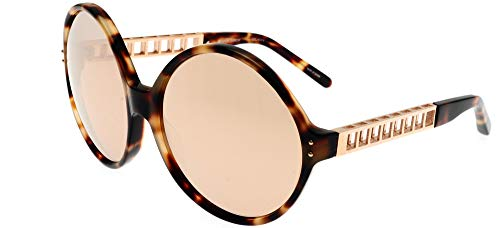 Linda Farrow Sonnenbrillen 451 T-SHELL ROSE GOLD Tortoise Shell Rose Gold/Rose Gold 60/17/140 Damen