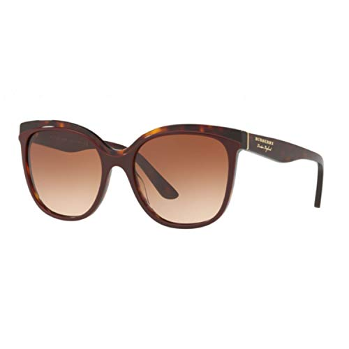 Burberry BE4270 373013 Bordeaux / Havana BE4270 Butterfly Sunglasses Lens Category 2 Size 55mm