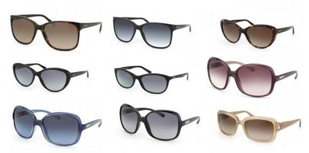 DKNY Sonnenbrillen erschwinglicher Luxus