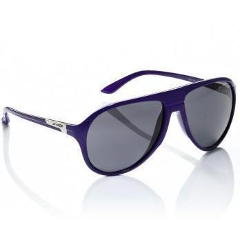 Arnette High Life Sunglasses matte violet/grey