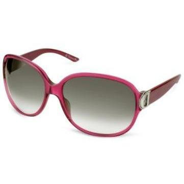 Christian Dior By Dior 1 - D Cannage Sonnenbrille mit Logo