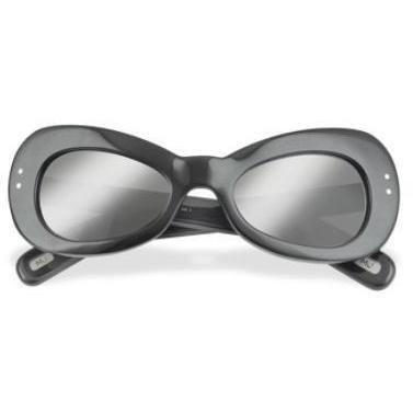 Marc Jacobs Schwarze Sonnenbrille