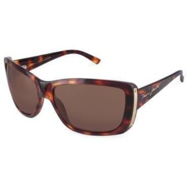 marc jacobs sonnenbrille mit rechteckigen gl sern und kunststoffrahmen. Black Bedroom Furniture Sets. Home Design Ideas