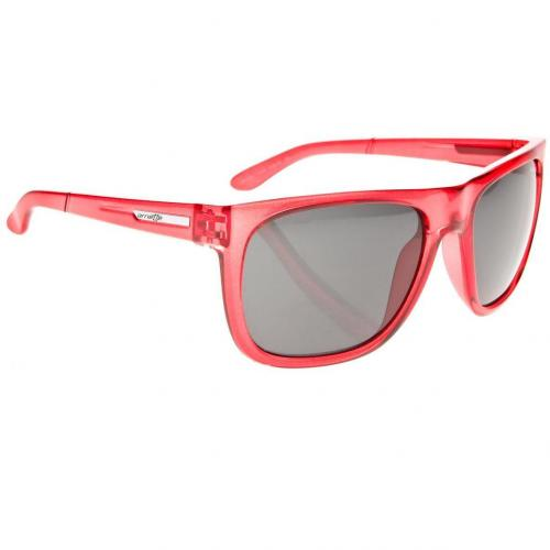 Sonnenbrille Arnette Fire Drill red transparent