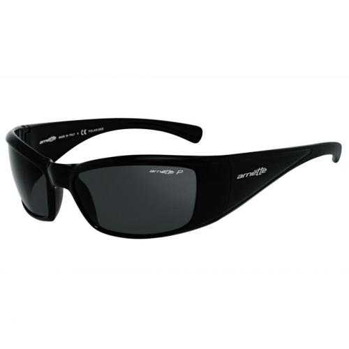 Sonnenbrille Arnette Rage Xl Shiny Black
