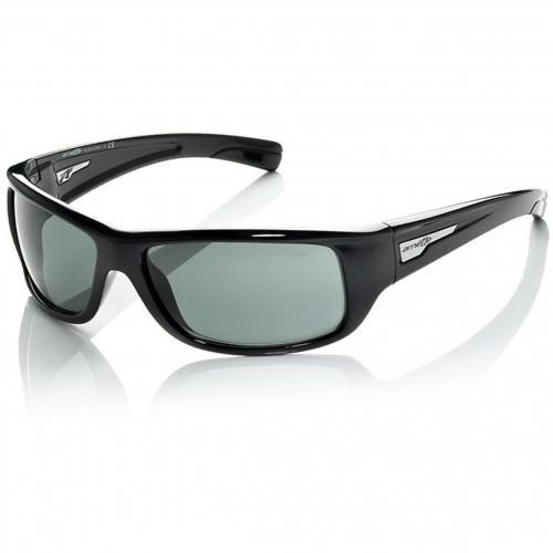 Sonnenbrille Arnette Wolfman Shiny Black