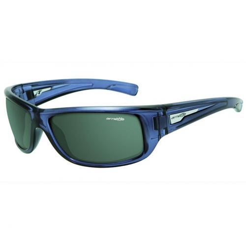 Sonnenbrille Arnette Wolfman Transparent Dark Blue