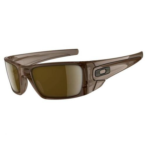 Sonnenbrille Oakley Fuell Cell polished brown smoke