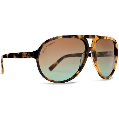 Sonnenbrille Von Zipper Telly Leopard Tortoise