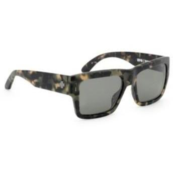 Spy Bowery Sunglasses matte army tort/grey green