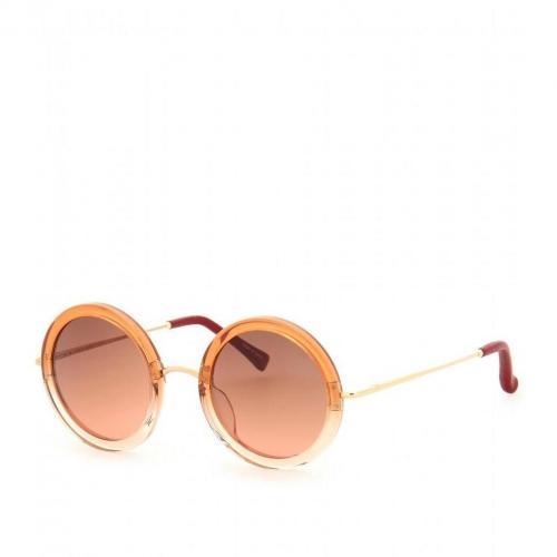 The Row Sonnenbrille Runde Gläser